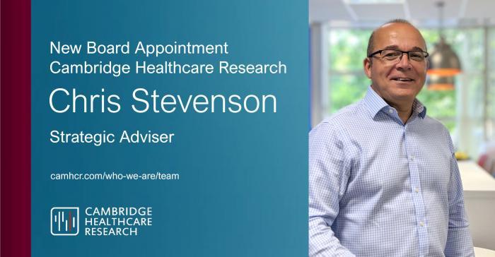 Chris Stevenson joins the CHR  board_banner