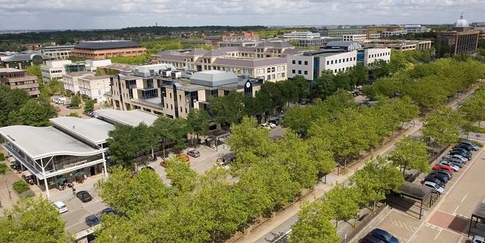 Milton Keynes city centre