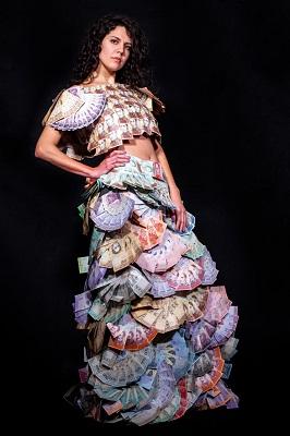 Money dress_Katherine Hasegawa Perez