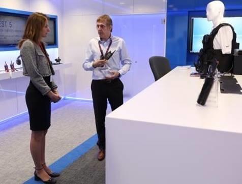 Lucy speaks to Sales Engineer Jon Ward