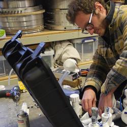 open source ventilator development © University of Cambridge