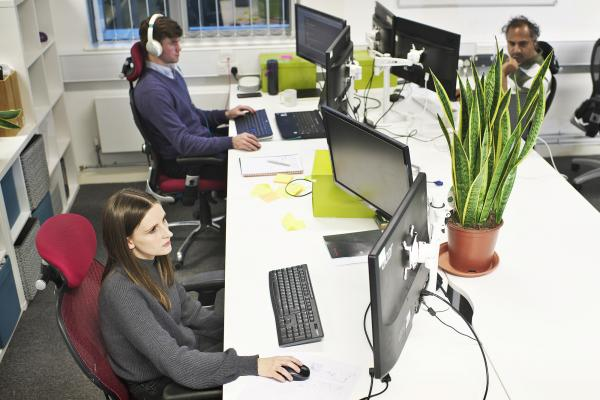 Allis offers Covid secure part time offiice space
