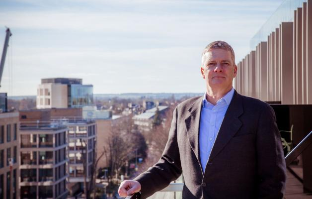 Paul Schofield, Deloitte South East East Practice Senior Partner and Cambridge Office Senior Partner