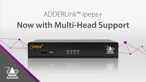 ADDERLink™ ipeps+ banner