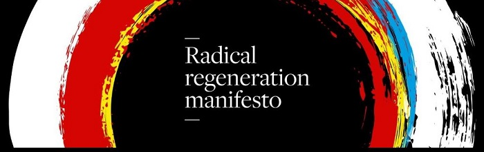 Radical regeneration manifesto_ Graphic