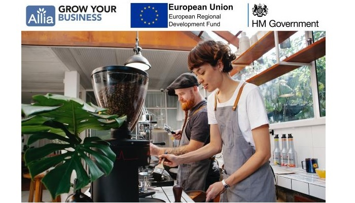 Grow your business_coffee shop