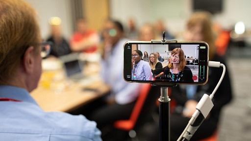 A smartphone workshop