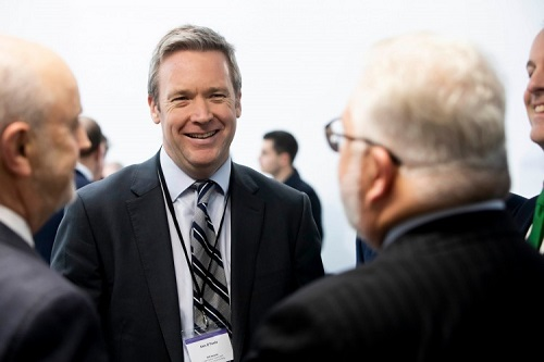 Ken O' Toole, London Stansted's CEO
