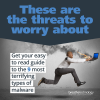 These are the threats to worry about _ banner