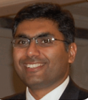 Consultant orthopaedic surgeon Vikas Khanduja