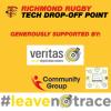 Richmond Rugby Club banner