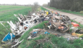 Fly tipping in Cambridgeshire