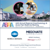 Medovate are exhibiting at the American Society of Regional Anesthesia and Pain Medicine Spring Meeting 2021