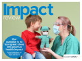 EAHSN Impact review cover