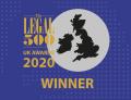 Legal 500 Awards Winner - banner