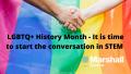 rainbow flag_LGBT History Month bamer