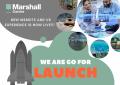 new website for Marshall centre