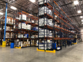 New St. Andrew facility added 82,000 square feet of raw material storage