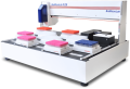 BioMicroLab designs and manufactures laboratory automation equipment for biotechnology and scientific research