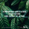 Supporting early stage innovators one patent at a time_ Basck banner