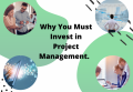 why invest in project management banner