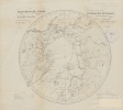 Elisha Kent Kane, 'Circumpolar chart illustrating Kane's paper on access to an Open Polar Sea', 1853, Justus Perthes Collection, Gotha, Germany, SPK-90-3 A-02.