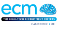 ECM, the high-tech recruitment experts logo