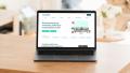 website for new interior design and renovations company, Homellio.