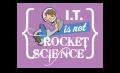 cartoon 'It is not rocket science'