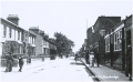 The lady in the hat on Mill Road – MRHS Cambridge Collection