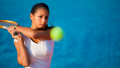tennis - sound and movement