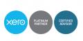 Xero Platinum partner graphic