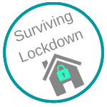 surviving lockdown logo