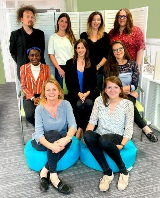 The team at  Conscious Communications