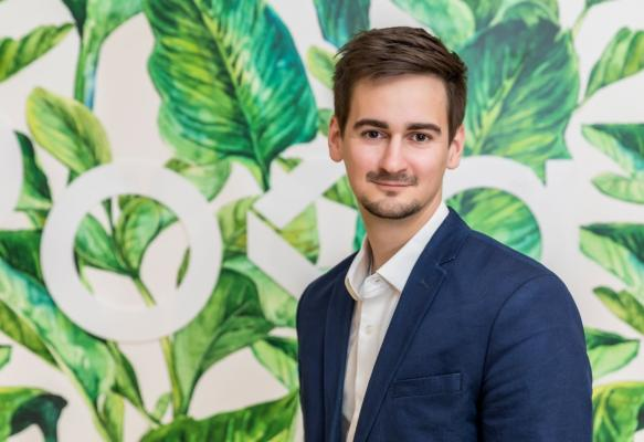Alexandre Leclerc, CEO, Co-Founder, Poka