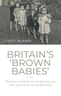Britain's brown babies - book cover