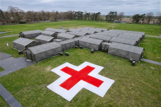 Field hosp[ital_ Marshall