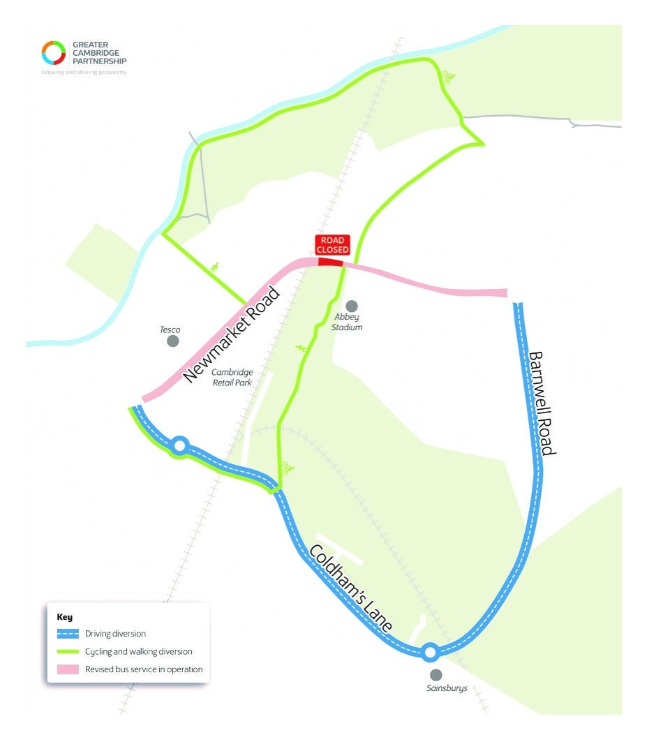 updated-map-of-newmarket-rd-diversion
