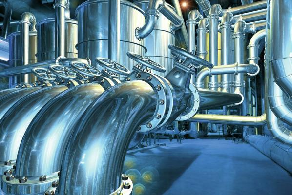 pipeline in industrial plant_from Johnson Matthey media library