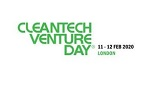 Clentech Venture Day logo with dates