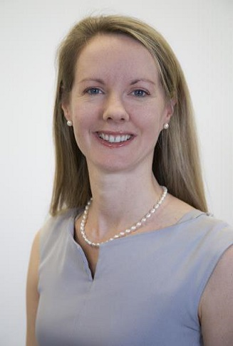 Caroline Rowland, Global People Services Director