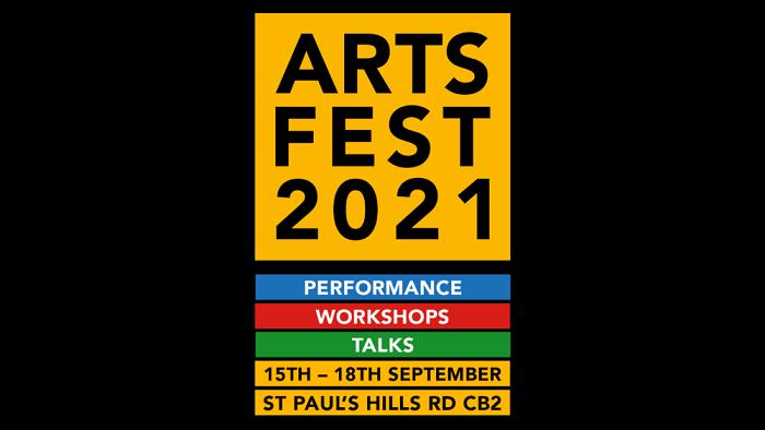 St Pauls Artsfest banner