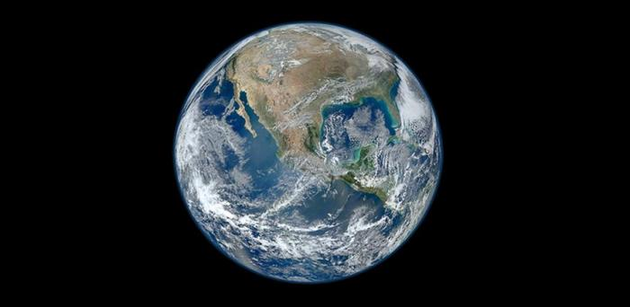 'Blue Marble' image of Earth  Credit: NASA/NOAA/GSFC/Suomi NPP/VIIRS/Norman Kuring